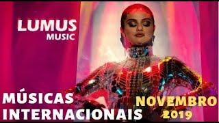 Músicas Internacionais Novembro 2019