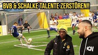 BVB & Schalke Talente zerstören MTU CUP 2018!