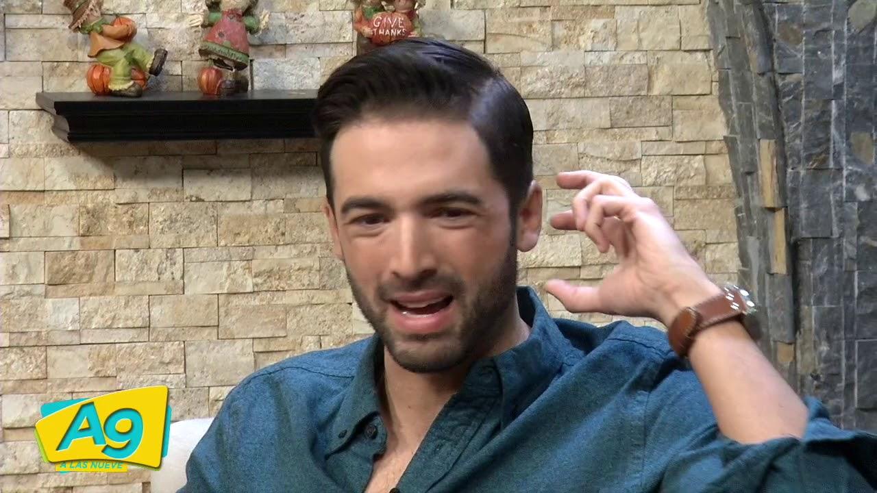 A Las 9 Actor Carlos Girón Nos Habla De Su Personaje En