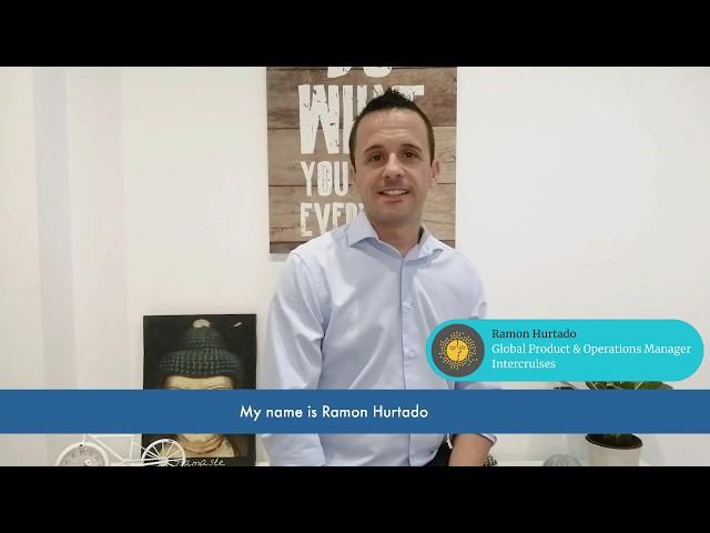 MedCruise member Ramón Hurtado, Global Product & Operations Manager at Intercruises