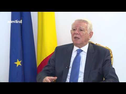 Teodor Meleşcanu, despre conflictul din Siria și poziția României