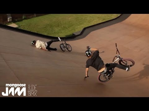 Mongoose Jam 2017 - RAW
