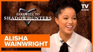 Farewell to Shadowhunters: Alisha Wainwright Teases Maia and Simon\'s Final Moments