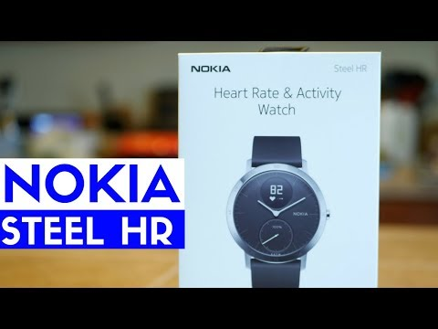 Nokia Steel HR review: Best fitness tracker 2018?