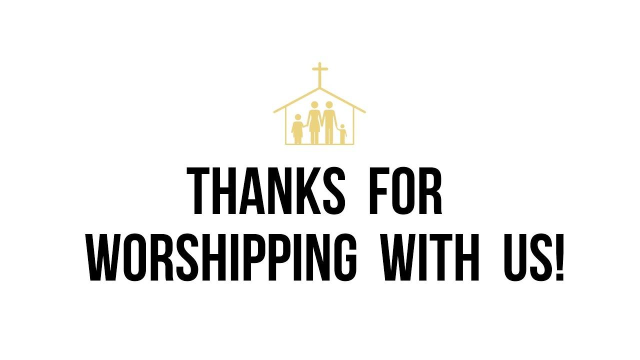 10:00 AM Worship Service (Live Feed) Sermon by Ryan