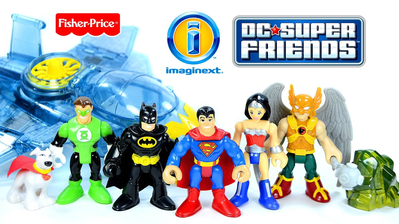Image result for DC Super Friends--Fisher-Price