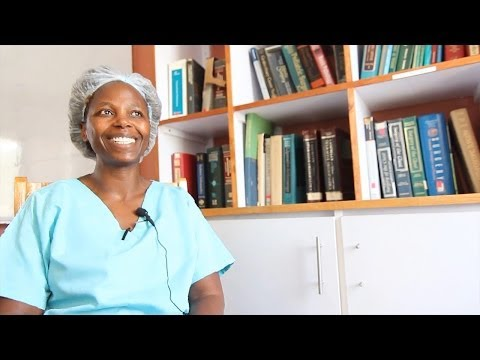 Interview with Mary Mungai, Kijabe Hospital