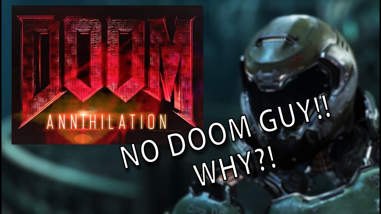 Doom Annihilation Trailer Reaction No Doom Guy Youtube