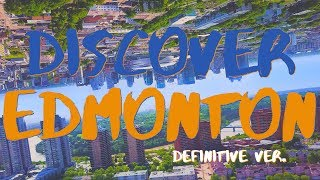 4K-DISCOVER-EDMONTON-Attractions-Sights-ALL-drone-footage