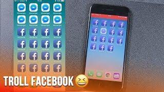 Cách troll bạn bè bằng 1 loạt facebook ảo cực bá đạo (Facebook Prank)