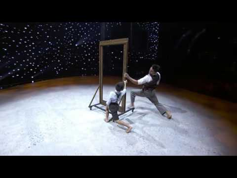 J T  & Robert's Contemporary Dance from 'The Next Generation  Top 9 Perform Elimination '   SYTYCD o