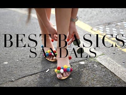 Testing Basics | Sandals, £30-£700!