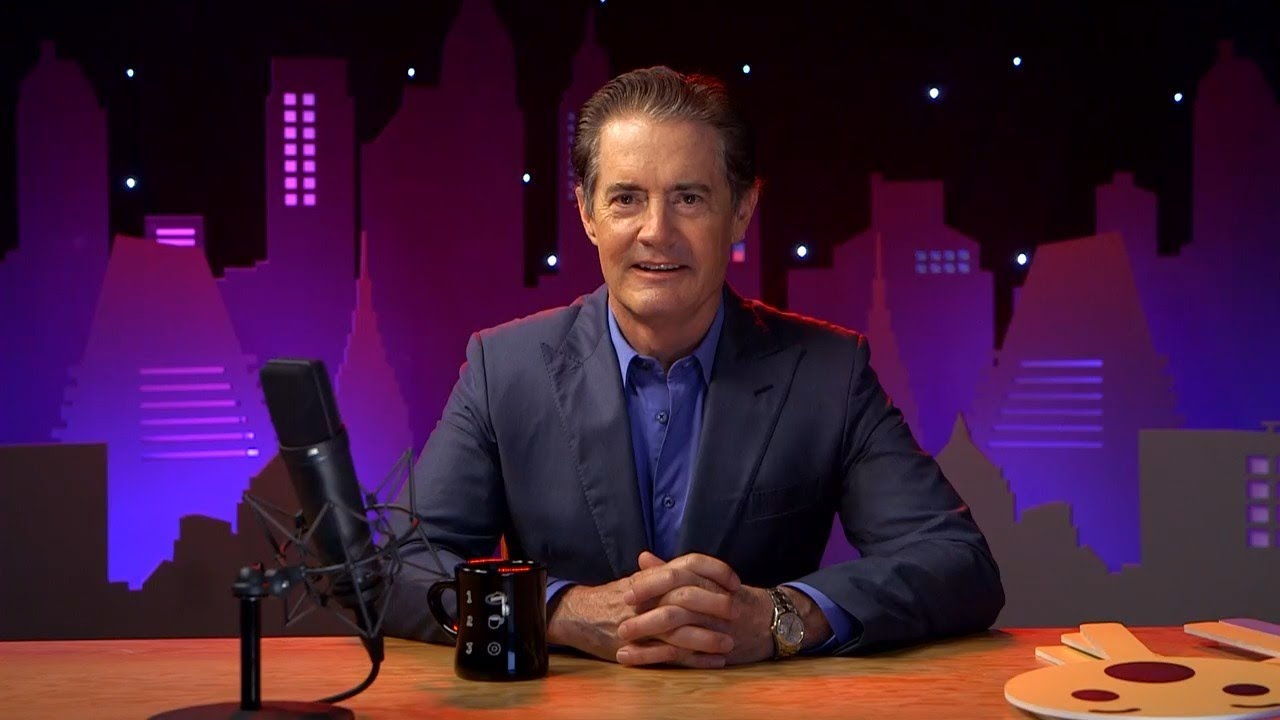 Kyle Maclachlan Live On Facebook Talking About Twin Peaks July 6