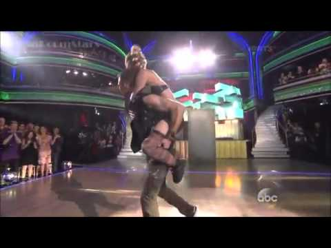James Maslow & Peta Murgatroyd Quickstep Week 6 from YouTube · Duration:  1 minutes 37 seconds