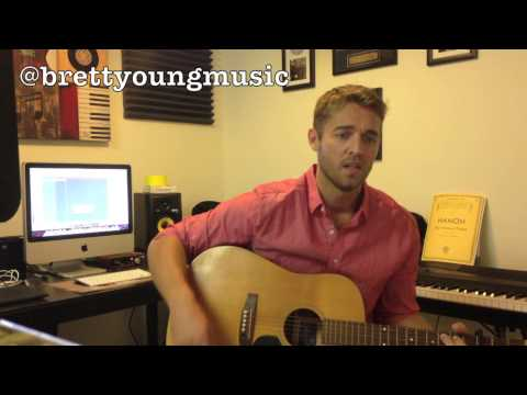 "Thomas Rhett- ""It Goes Like This"" (Cover by Brett Young)"