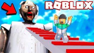 BJE-IMO OD GRANNY U ROBLOXU !! (Roblox Avantura)