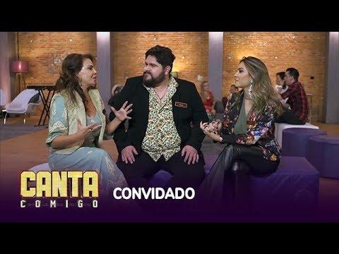 César Menotti fala sobre experiência de participar do Canta Comigo