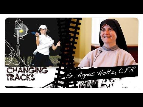 Changing Tracks: Sr. Agnes Holtz, C.F.R.