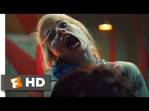 Birds Of Prey (2020) - Harley Quinn Vs. Renée Montoya Scene (4/10) | Movieclips
