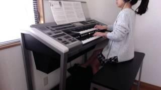 花燃ゆメインテーマ 月刊エレクトーン2015年4月号 グレード6級 幕末を舞...