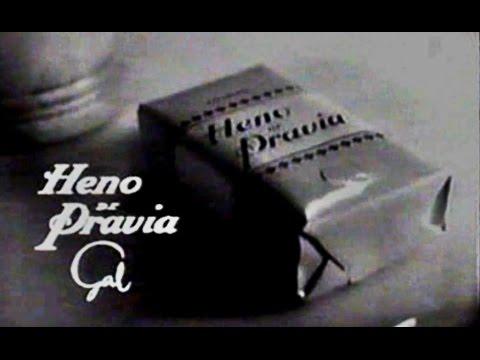 1960s Jabón Heno de Pravia Publicidad España Spain Anuncio Ad Commercial Soap Puig