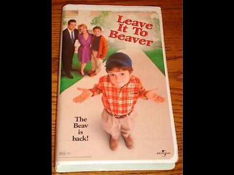 Opening To Leave It To Beaver 1998 VHS