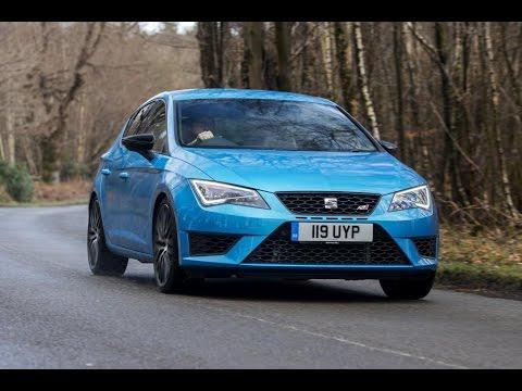 Seat Leon Cupra 290 2016 Review Car Reviews Youtube