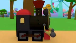 Развивающий мультфильм - Руби и Йо-Йо -  Волшебный пистолет