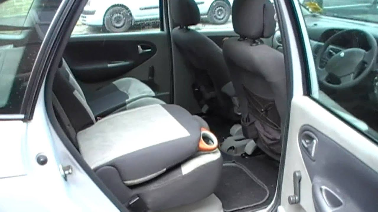 renault scenic 2003 interior the image