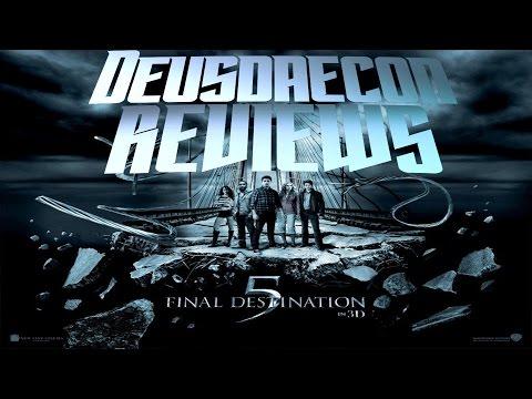 Final Destination 5 - Deusdaecon Reviews