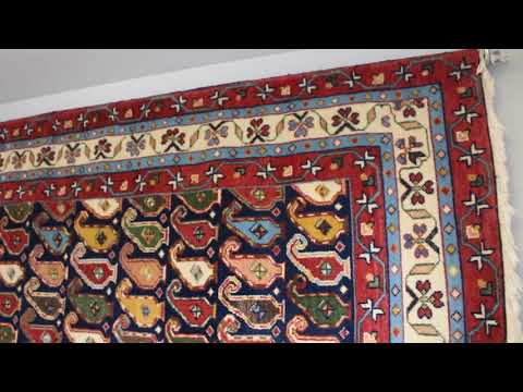 Hanging a Large Rug Video #2, March 2021