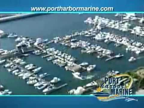 Welcome to Port Harbor Marine, Casco Bay, Maine
