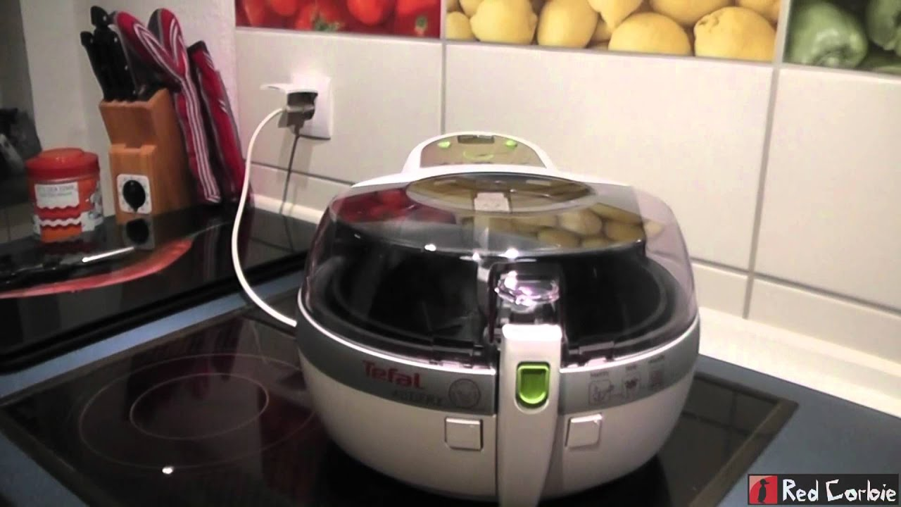 Unboxing Tefal ActiFry FZ7000
