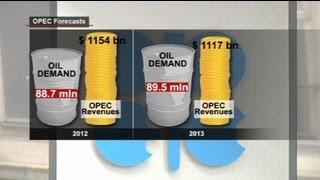OPEC: Petrol talebi hız kaybedecek