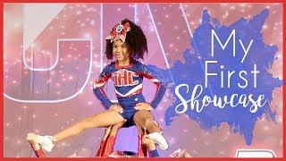 FIRST CHEER COMPETITION SHOWCASE | VLOG 46