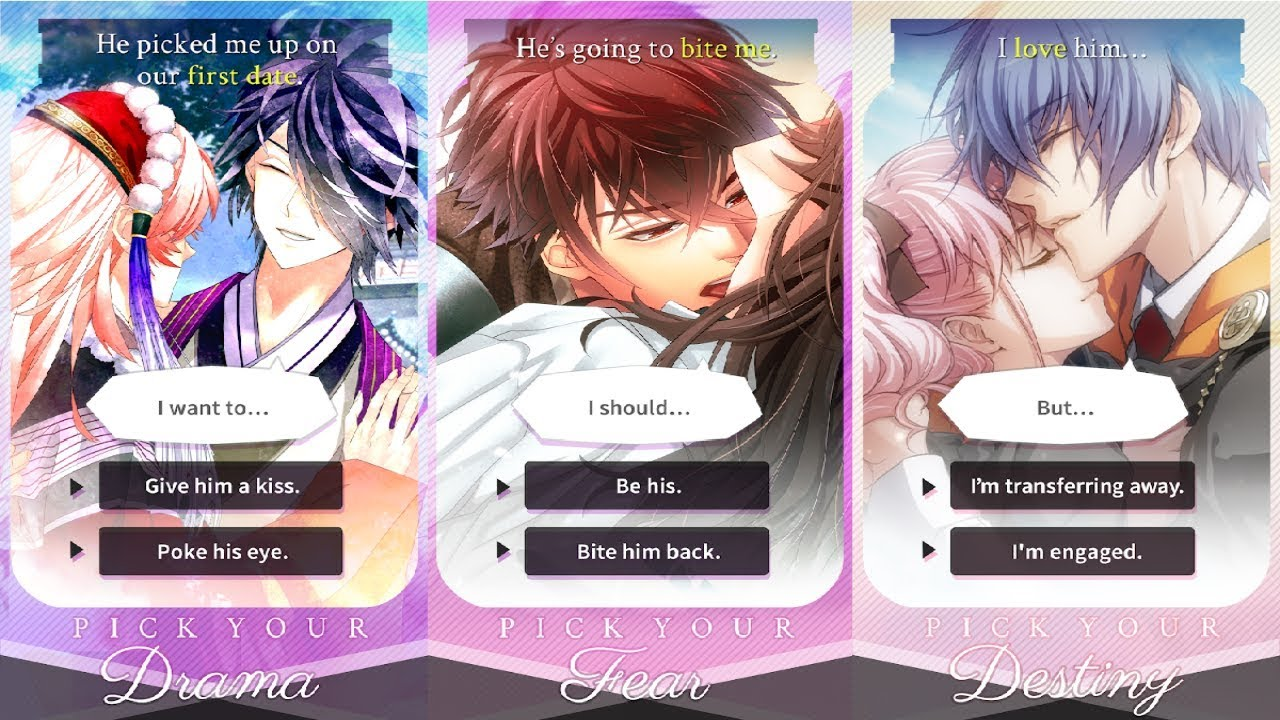 bedste dating sims for android
