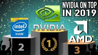 Why NVIDIA Just Can't Lose In 2019
