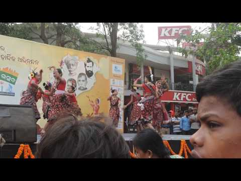 Sambalpuri Dance ( Akhi Kholile Disuchi Mote Maa Samolei)