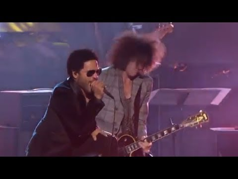 Lenny Kravitz  - Whole Lotta Love (Led Zeppelin Tribute) Full uncut version, Hall Of Fame