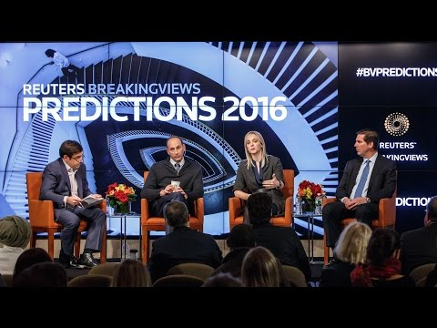 Breakingviews Predictions 2016: New York panel - YouTube