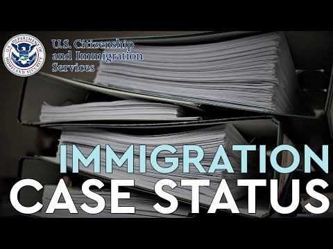 How To Check Immigration Case Status