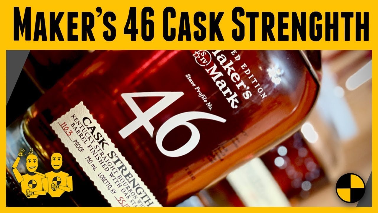 Download Makers Mark 46 Cask Strength Bourbon