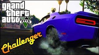 Dodge Challenger - GTA 5 mod - обзор (Download)