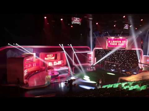 A League of Their Own TV Series - Drapes + Rigging by Blackout