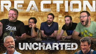 UNCHARTED - Live Action Fan Film (2018) Nathan Fillion REACTION!!