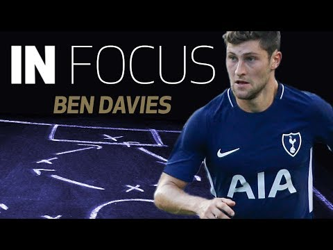 IN FOCUS   Ben Davies vs Newcastle United
