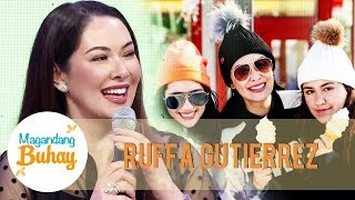 Ruffa proudly shares that she has more time with her daughters | Magandang Buhay