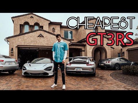 Ricky Gutierrez Buys The Cheapest Porsche GT3RS