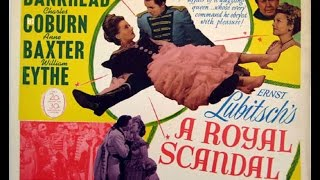 The Fantastic Films of Vincent Price #11- A Royal Scandal/Wilson