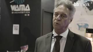 Wama Diagnóstica divulga suas tecnologias durante o 46º Congresso Brasileiro de Análises Clínicas
